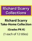 Richard Scarry Take-Home Collection (12 titles)