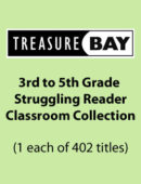 Third to Fifth Grade Struggling Reader Collection