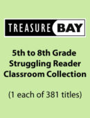 Fifth to Eighth Grade Struggling Reader Collection
