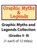 Graphic Myths & Legends Collection (12 titles)