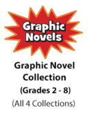 Graphic Novel Collection - Gr. 2-8 (94 titles)