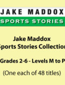 Jake Maddox Sports Stories Collection (48 Titles)