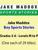 Jake Maddox Boy Sports Stories Collection (29 Titles)