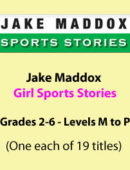 Jake Maddox Girl Sports Stories Collection (19 Titles)