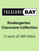 Kindergarten Classroom Collection (1 each of 389 titles)