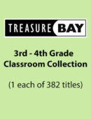 3rd to 4th Grade Classroom Collection (1 each of 382 titles)