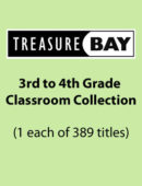 3rd to 4th Grade Classroom Collection (1 each of 389 titles)