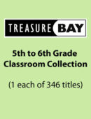 5th to 6th Grade Classroom Collection (1 each of 346 titles)