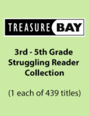 3rd to 5th Grade Struggling Reader Collection (439 titles)