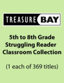 5th to 8th Grade Struggling Reader Collection (369 titles)