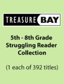 5th to 8th Grade Struggling Reader Collection (392 titles)