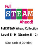 Full STEAM Ahead Collection (1 each of 25 titles)