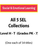 Social & Emotional Learning Collections (1 each of 54 titles)