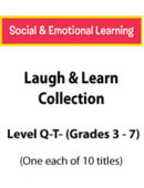 Laugh & Learn (1 each of 10 titles)