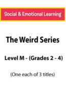 The Weird Series (1 each of 3 titles)