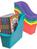 Book Bins - Set of 6 in 6 Colors