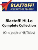 Blastoff! Hi-Lo Nonfiction - Complete Set (1 each of 48 titles)