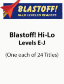 Blastoff! Hi-Lo Nonfiction - Levels E-J (1 each of 24 titles)