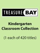 Kindergarten Classroom Collection (1 each of 420 titles)