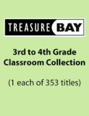 3rd to 4th Grade Classroom Collection (1 each of 353 titles)