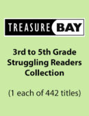3rd to 5th Grade Struggling Reader Collection (442 titles)
