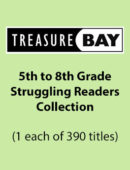 5th to 8th Grade Struggling Reader Collection (390 titles)