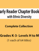 Early Reader Chapter Books Collection (1 each of 64 titles)