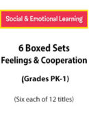 6 Boxed Sets of Feelings and Cooperation (6 each of 12 titles)