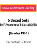 6 Boxed Sets of Self-Awareness & Social Skills (6 each of 12 titles)