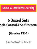 6 Boxed Sets of Self-Control and Self-Esteem (6 each of 12 titles)
